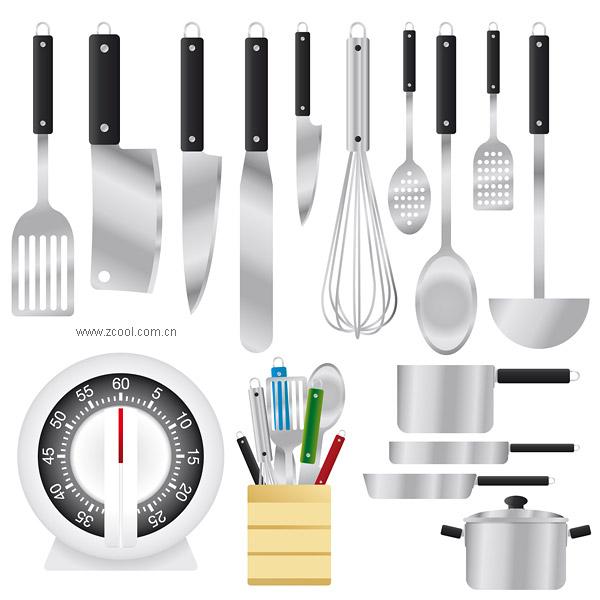 Utens lios b sicos cozinhando para 2 ou 1 for Utensilios de hogar
