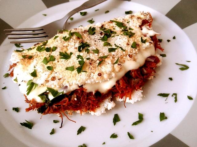 tapiocarecheadanafrigideira_cozinhandopara2ou1