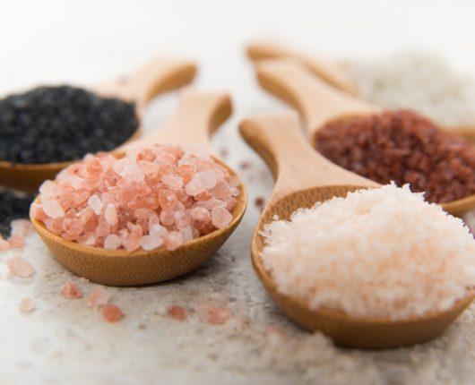 Qual tipo de sal é mais saudável?