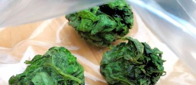 Como congelar espinafre fresco