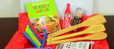 Concurso cultural: ganhe um kit culinário!