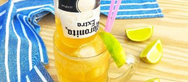 Michelada (drink mexicano de cerveja)