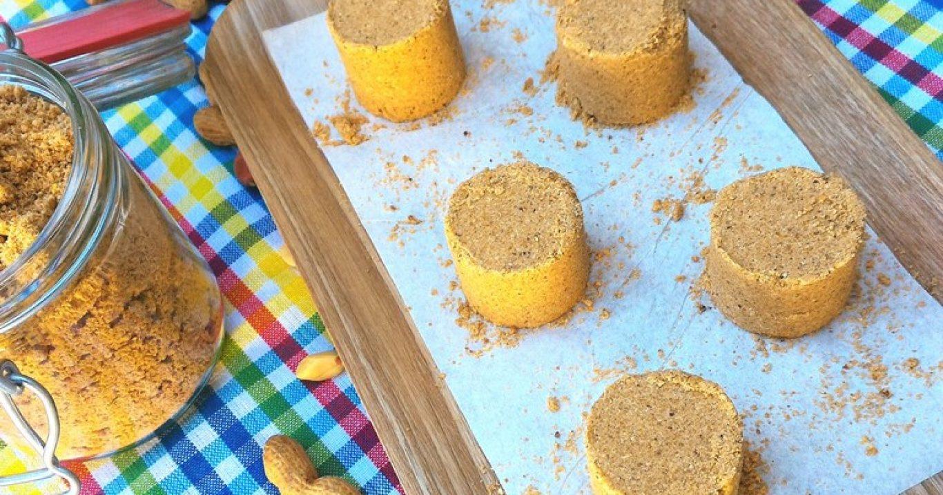 Como fazer paçoca ou paçoquinha caseira de amendoim