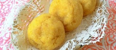 Pãozinho sem glúten de batata ou tubérculos (pão de queijo fake)