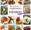 14 receitas lindas e inspirações do Pinterest — parte II
