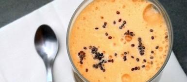 Vitamina de goji berries (supernutritiva, emagrecedora e detox)