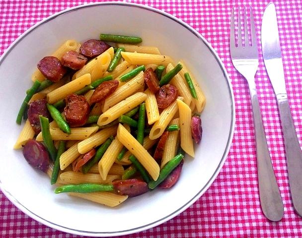 PenneComVagemELinguica_Cozinhandopara2ou1